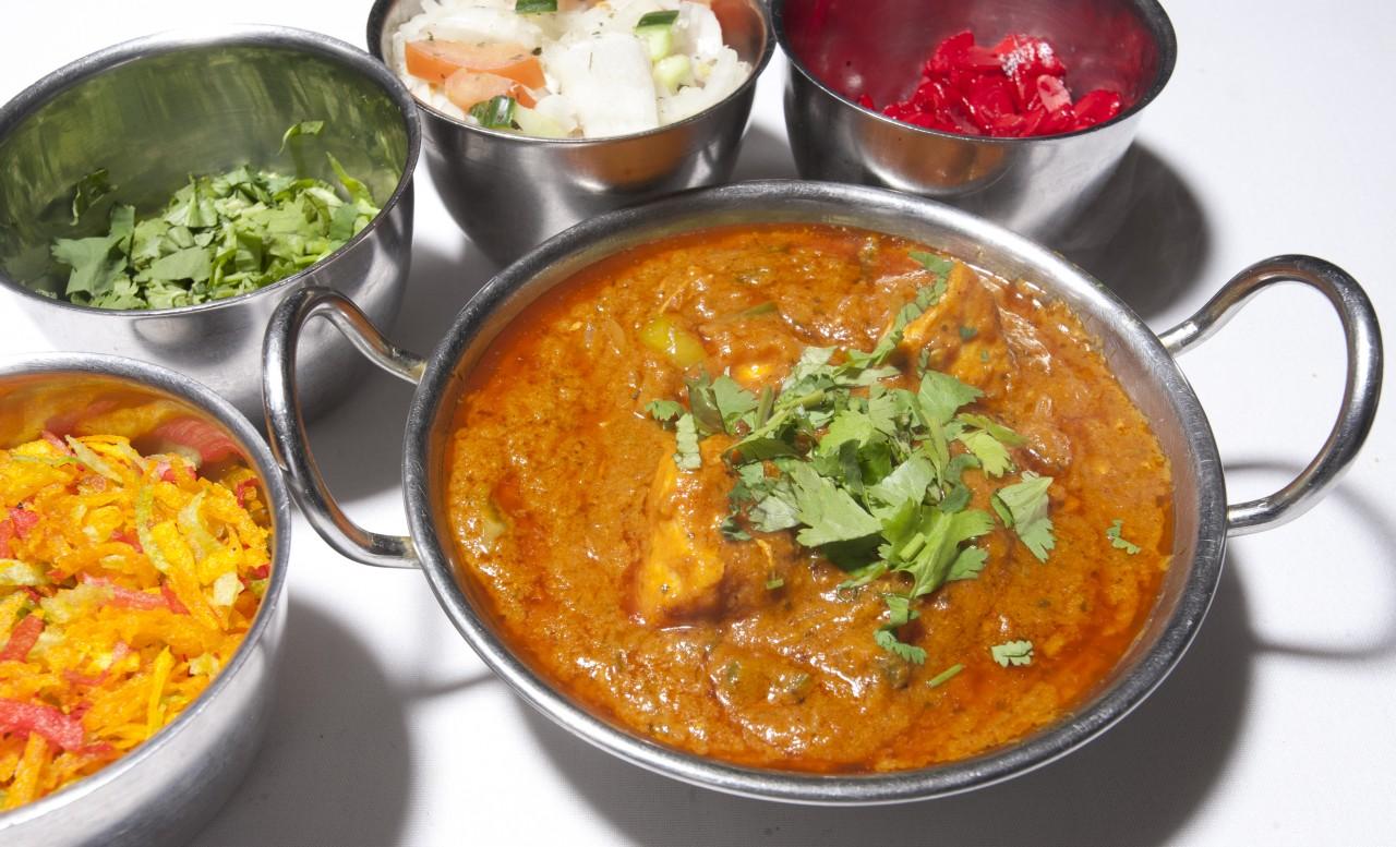Chicken Balti - The Akash Indian Restaurant - Southsea Portsmouth
