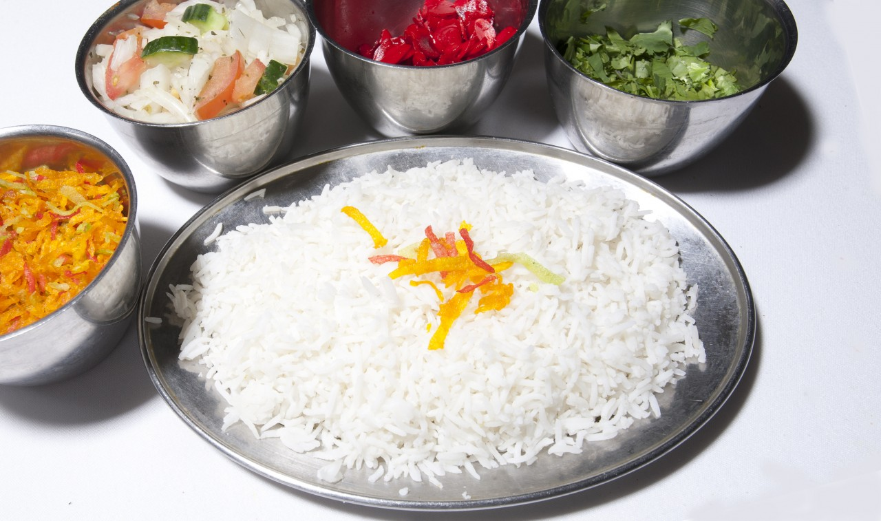 Boiled rice the akash indian restaurant southsea for Akash indian cuisine